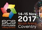 SCS Formulate 14th – 15th November 2017
